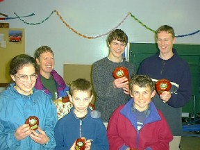 AGM Prize Winners 98